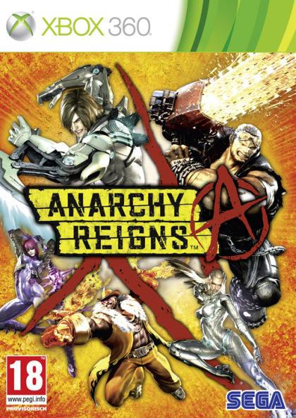 Anarchy Reigns (X360)