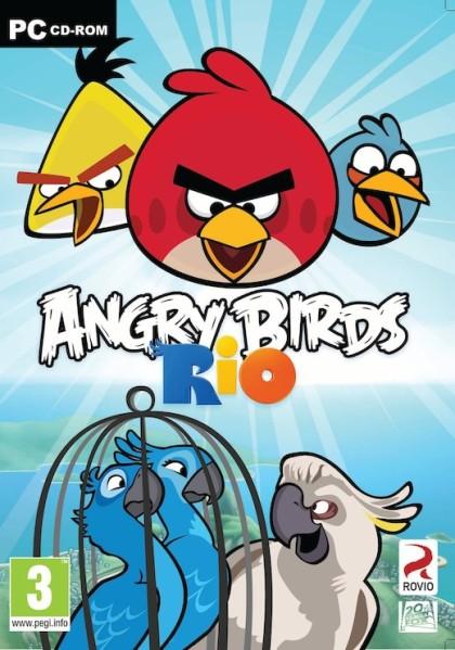 Angry Birds: Rio (PC)