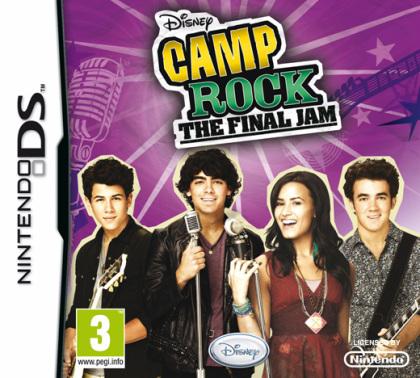 Camp Rock: The Final Jam (NDS)