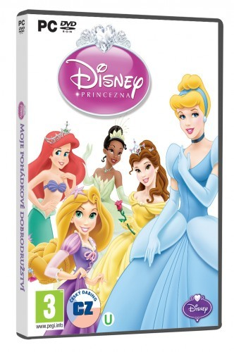 Disney princezna: Moje pohádkové dobrodružství (PC)