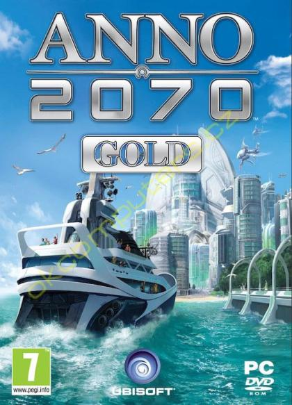 ANNO 2070 Gold (PC)
