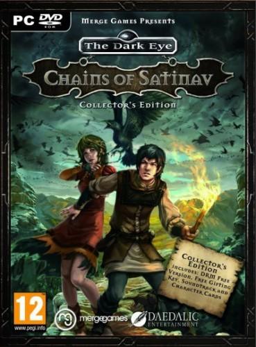The Dark Eye: Chains Of Satinav Collectors Edition (PC)
