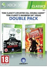 Splinter Cell Double Agent & Rainbow 6 Vegas (X360)