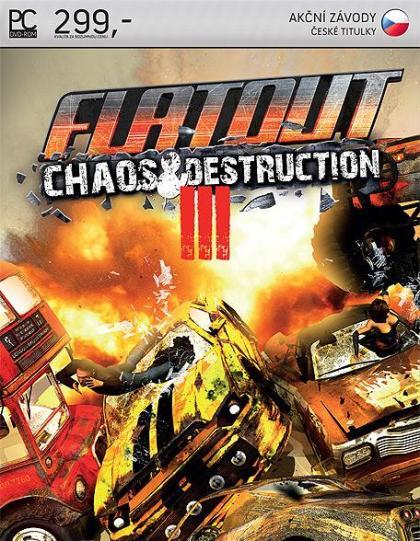 FlatOut 3 : Chaos & Destruction (PC)