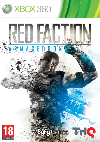 Red Faction: Armageddon (X360)