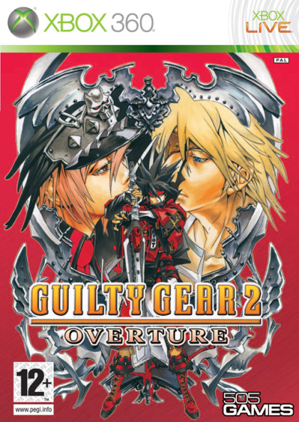 Guilty Gear 2: Overture (X360)