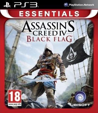 Assassins Creed IV: Black Flag (PS3)
