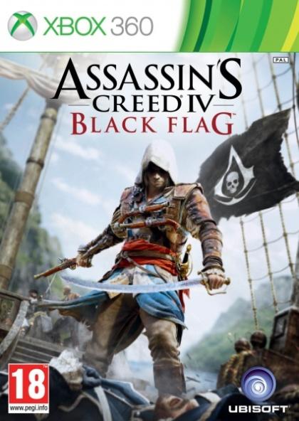 Assassins Creed IV: Black Flag (X360)