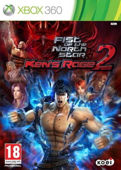 Fist of the North Star: Kens Rage 2 (X360)