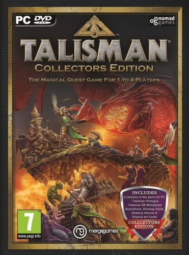 Talisman - Gamesworkshop - Multiplayer Collectors Edition (PC)