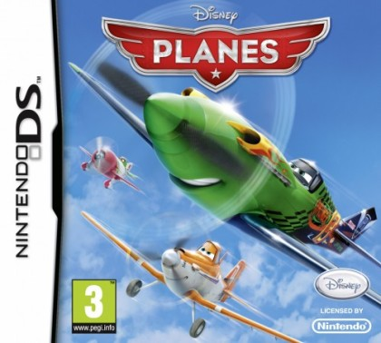 Disney Planes: The Videogame (NDS)