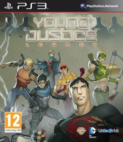 Young Justice: Legacy (PS3)