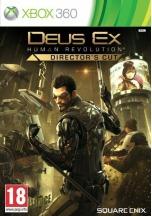 Deus Ex: Human Revolution Directors Cut (X360)