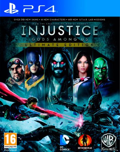 Injustice: Gods Among Us GOTY (PS4)