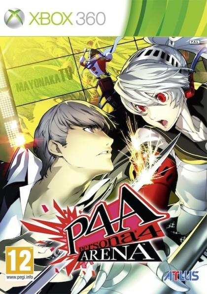 P4A: Persona 4 Arena (X360)