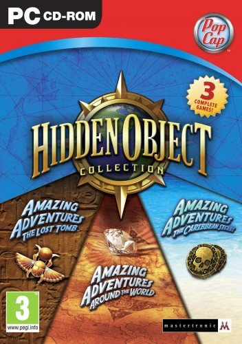Amazing Adventures: Hidden Object Collection (PC)