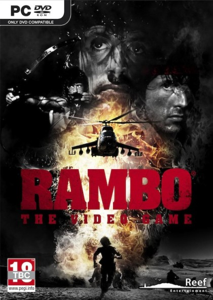 Rambo: The Video Game (PC)