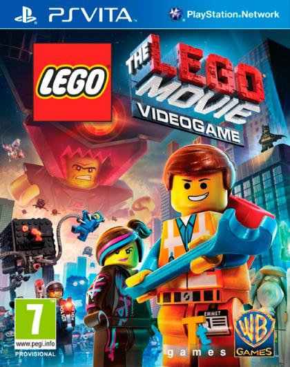 LEGO Movie: The Videogame (PSV)