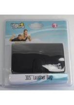 Leather Bag Black (3DS)
