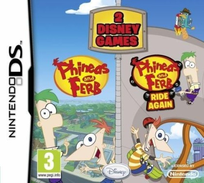 Phineas & Ferb Twin Pack (NDS)
