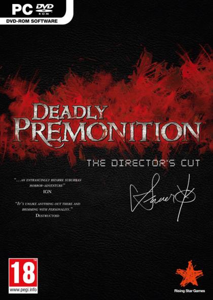 Deadly Premonition: Directors Cut (PC)