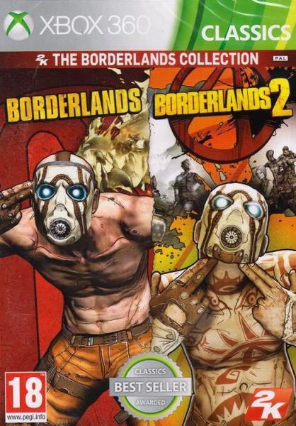 Borderlands 1 + 2 (X360)