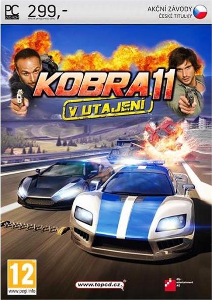 Kobra 11: V Utajení (PC)