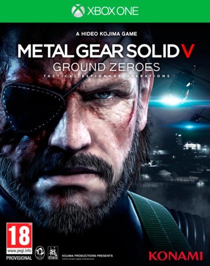 Metal Gear Solid V: Ground Zeroes (XOne)