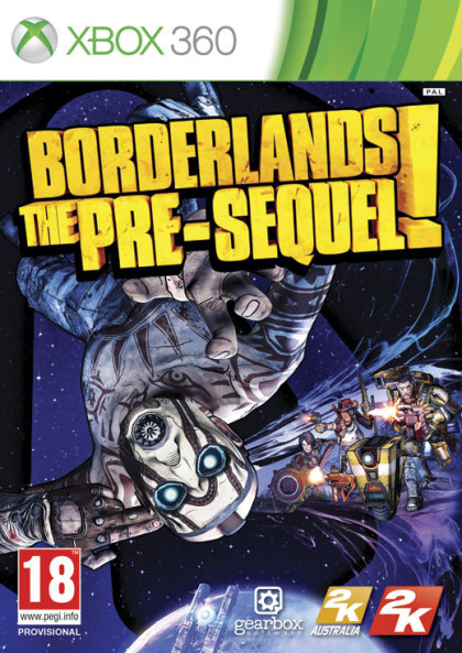 Borderlands: The Pre-Sequel (X360)