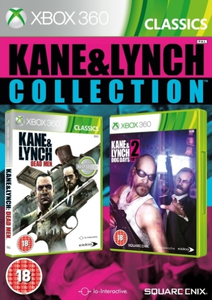 Kane & Lynch: 1 & 2 Double Pack (X360)