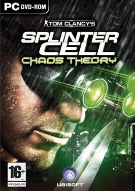 Tom Clancys Splinter Cell Chaos Theory (PC)
