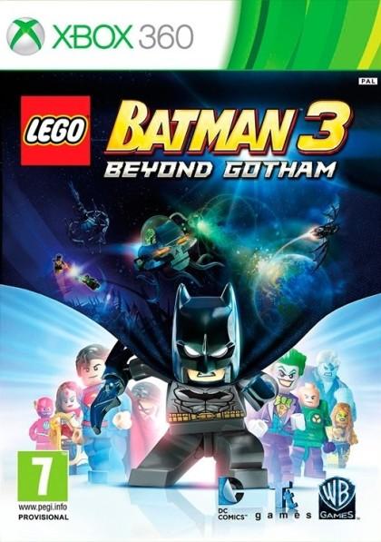 LEGO Batman 3: Beyond Gotham (X360)