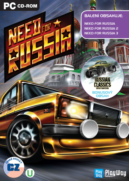 Need for Russia Collection (PC)