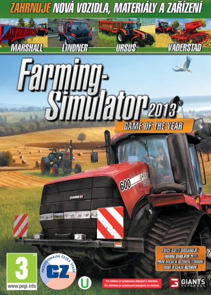 Farming Simulator 2013 GOTY (PC)