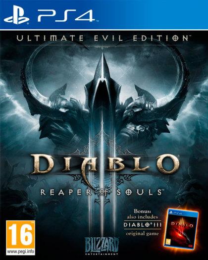 Diablo III - Ultimate Evil Edition (PS4)