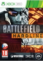 Battlefield Hardline (X360)