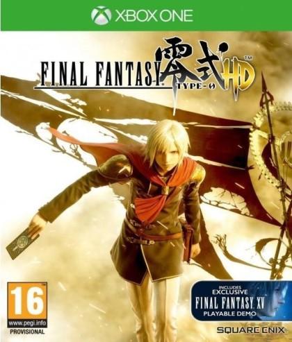 Final Fantasy Type-0 (XOne)