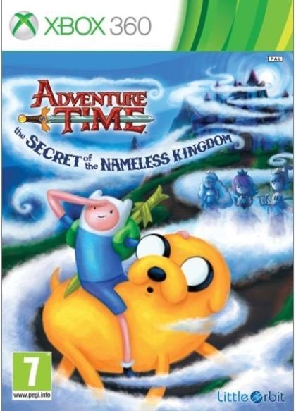 Adventure Time: The Secret Of The Nameless Kingdom (X360)