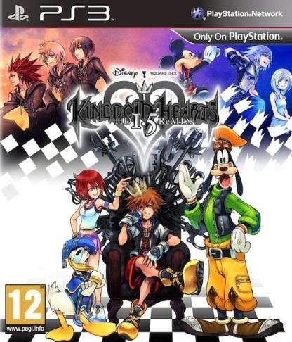 Kingdom Hearts HD 2.5 ReMIX (PS3)