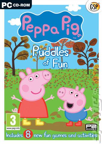 Peppa Big Puddles of Fun (PC)
