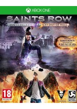 Saints Row IV: Re-Elected + Gat Out of Hell (XOne)