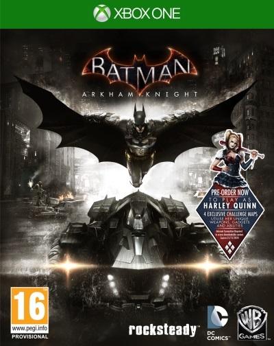 Batman Arkham Knight (XOne)
