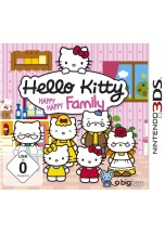 Hello Kitty Happy Happy Family (3DS)