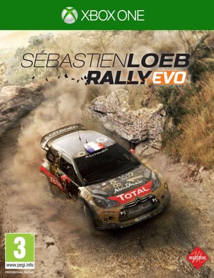 Sébastien Loeb Rally Evo (XOne)