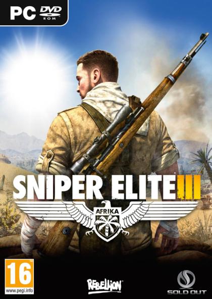 Sniper Elite 3 CZ (PC)