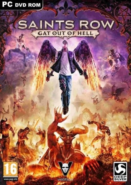 Saints Row IV: Gat Out of Hell First Edition (PC)