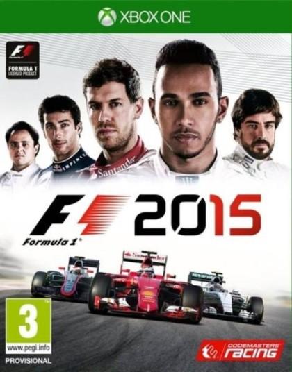 F1 2015 (XOne)