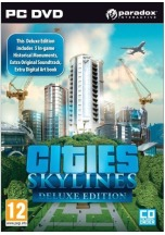 Cities: Skylines Deluxe Edition (PC)