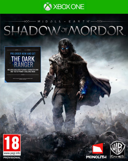 Middle-Earth: Shadow of Mordor GOTY (XOne)