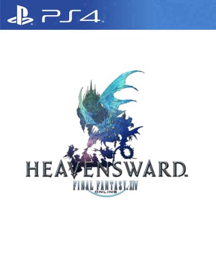 Final Fantasy XIV: Heavensward (PS4)